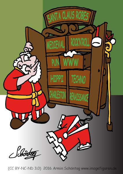 Santa Claus Robes